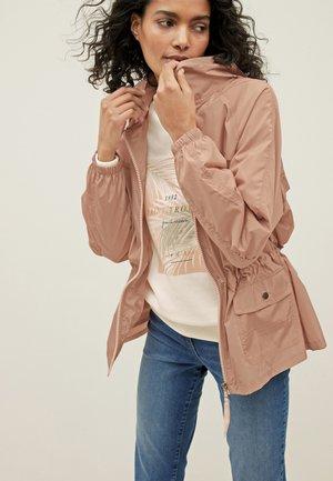 RAIN - Parka - pink