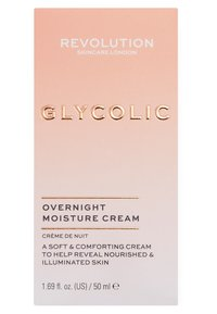 Revolution Skincare - GLYCOLIC ACID GLOW OVERNIGHT CREAM - Night care - - - 2