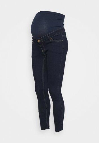 ANKLE GRAZER - Skinny džíny - indigo