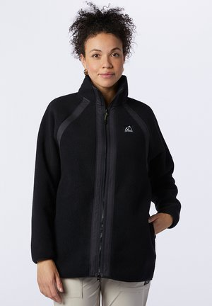 NB ALL TERRAIN JACKET - Fleece jacket - black