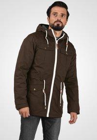 Solid - TILAS - Winter jacket - dark brown - 2
