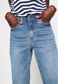 Object Tall - OBJMOJI  - Relaxed fit jeans - medium blue - 3