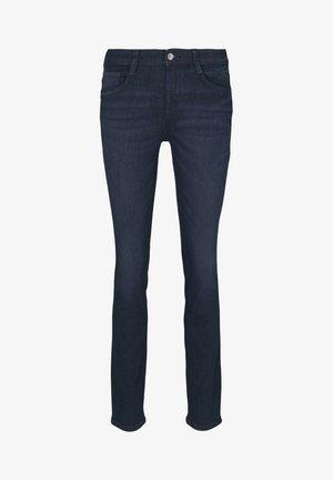 ALEXA - Slim fit jeans - dark stone wash denim