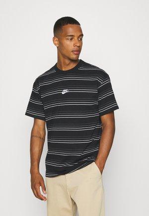TEE PREM  - T-shirts print - black