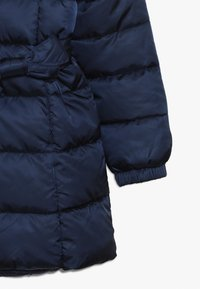 Benetton - JACKET BELT - Wintermantel - dark blue - 2