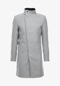 Only & Sons - ONSOSCAR COAT - Classic coat - light grey melange - 3