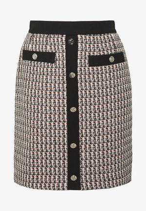 Mini skirt - multicolor
