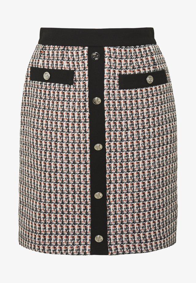 Mini skirt - multicolor