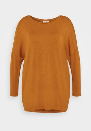 CARCARMA LONG - Long sleeved top - glazed ginger