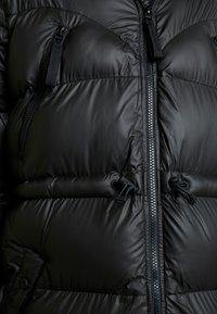 Hunter ORIGINAL - WOMENS ORIGINAL PUFFER COAT - Winter coat - black - 8