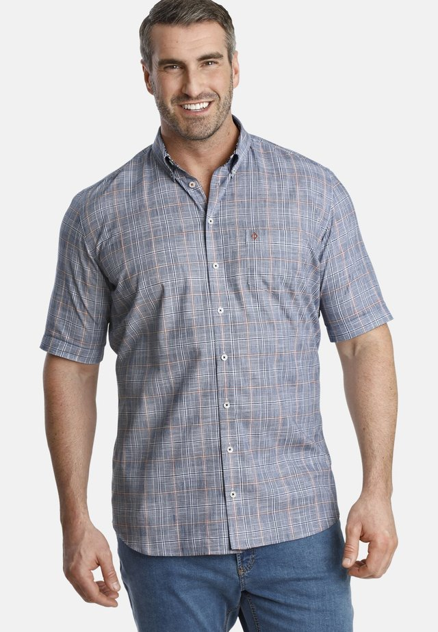 DUKE GEOFFREY - Overhemd - blue