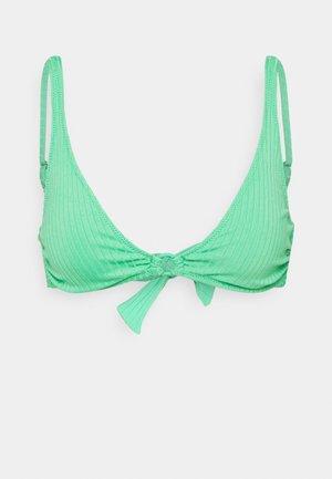 MODERN BRALETT - Bikini top - leaf