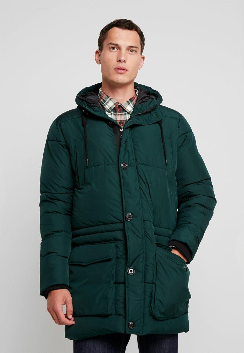 Pier One - Winter coat - green