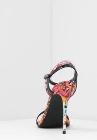 Even&Odd - Sandalias de tacón - multicoloured - 5