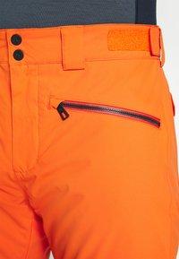 J.LINDEBERG - TRUULI SKI PANT - Snow pants - juicy orange - 3
