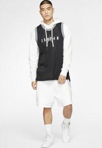 Jordan - TANK - Top - black/smoke grey/white - 1