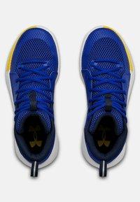 Under Armour - UA JET - Basketball shoes - royal - 2