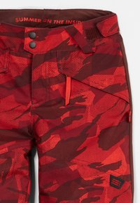 O'Neill - Snow pants - red aop - 2
