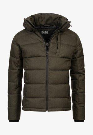 HEBERT - Winter jacket - army