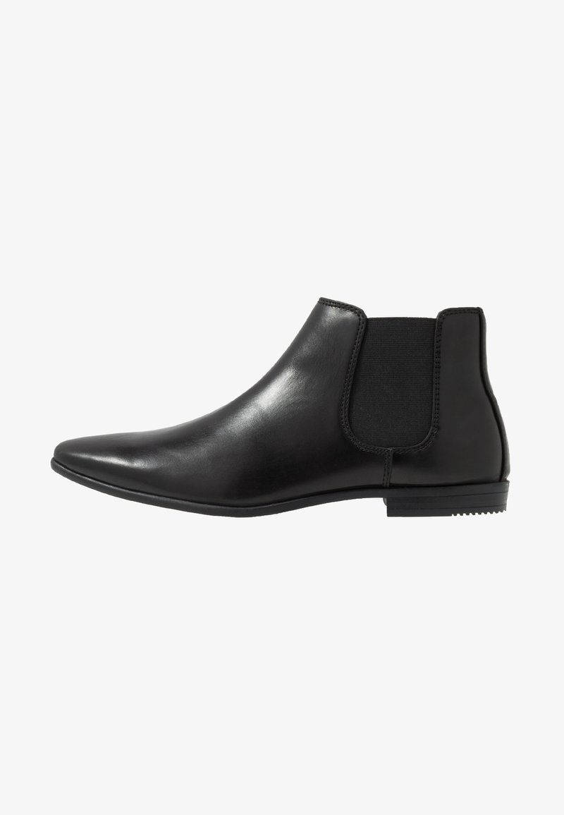 Topman - BRIAR CHELSEA - Classic ankle boots - black