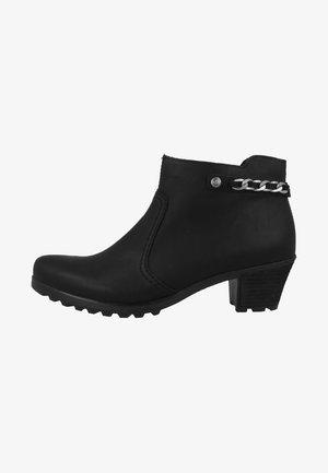 FRANCE - Boots à talons - black