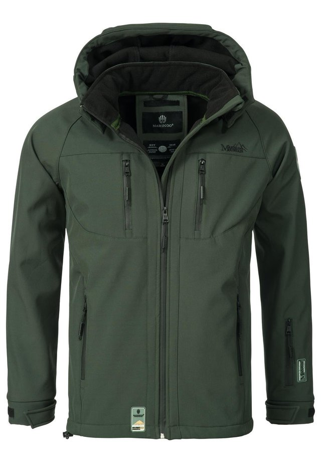 NOAA - Outdoor jacket - grün