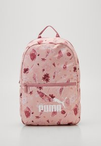 Puma - CORE SEASONAL DAYPACK - Sac à dos - peachskin - 0
