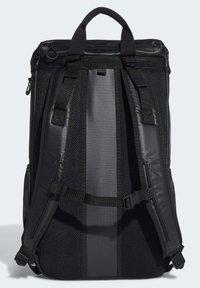 adidas Originals - STREET TOPLOADER BACKPACK - Batoh - black - 1