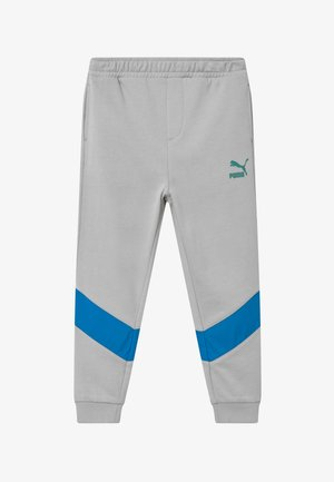 PUMA X ZALANDO TAPERED - Tracksuit bottoms - light grey