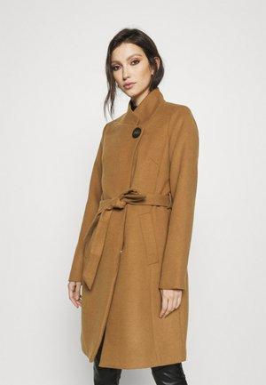 VMJUHI JACKET - Classic coat - camel