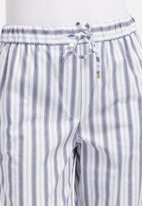 HELMIDGE - GUMMIBUND - Trousers - weiss - 4