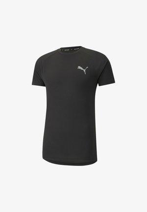 TEE  - T-shirt basic - puma black