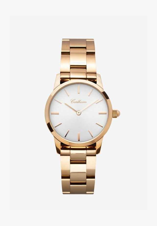 SOFIA 34MM - Ure - rose gold-silver