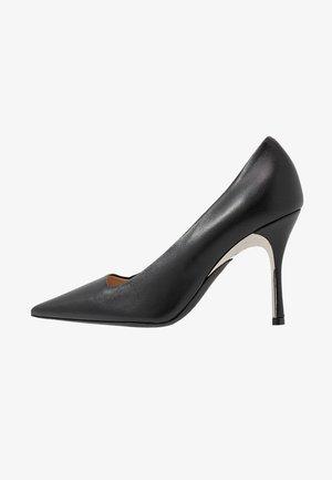DECOLLETE - High Heel Pumps - onyx