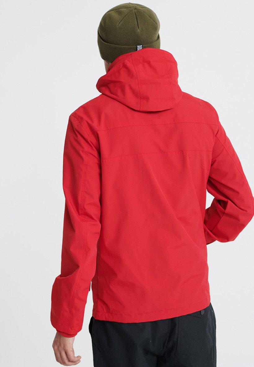 Le Plus Grand Fournisseur Vêtements homme Superdry SUPERDRY TECH HOOD POP ZIP SD-WINDCHEATER JACKET Veste coupe-vent red TTOoyFP6