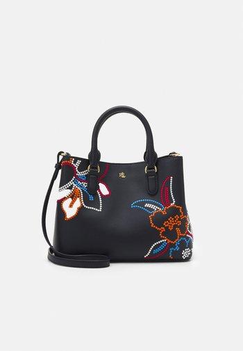 MARCY SATCHEL MINI - Handbag - navy