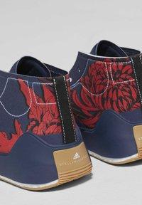 adidas by Stella McCartney - ADIDAS BY STELLA MCCARTNEY TREINO MID-CUT PRINT SHOES - Sneakers alte - blue - 9