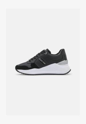 RYLIE LACE UP  - Sneakersy niskie - black