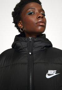 Nike Sportswear - CLASSIC - Winter coat - black/white - 6