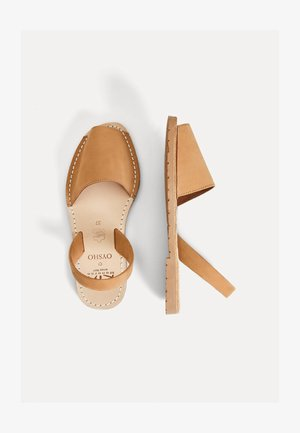 RIA MENORCA  - Sandals - brown