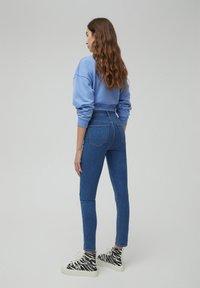 PULL&BEAR - Jeans Skinny Fit - blue - 2
