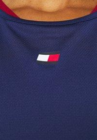 Tommy Sport - PERFORMANCE TANK  - Sports shirt - blue - 5