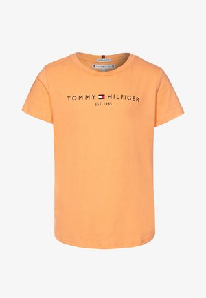ESSENTIAL TEE  - Triko s potiskem - orange