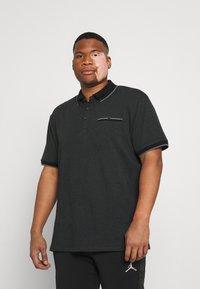 Johnny Bigg - TIPPED - Polo shirt - black - 0