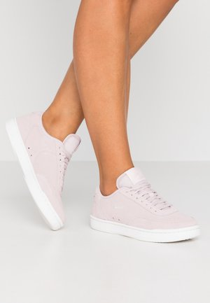 COURT VINTAGE - Baskets basses - barely rose/summit white