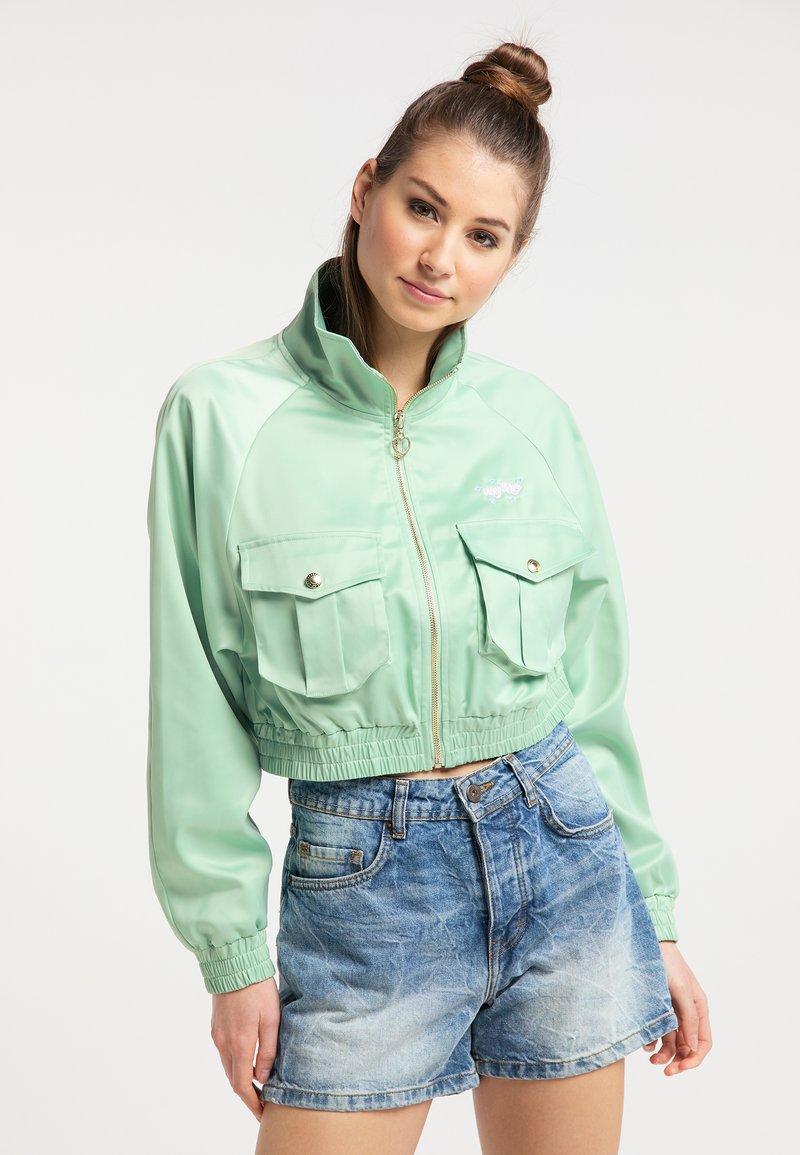 myMo - Light jacket - neo mint