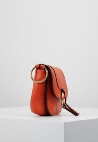 Dorothy Perkins - RING SADDLE - Across body bag - orange - 3