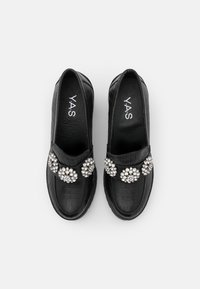 YAS - YASRENNA OXFORD HEELS - Platform heels - black - 5