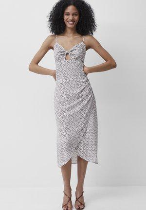 Vestido informal - summer white multi