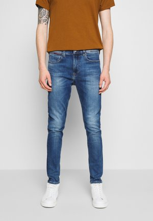 MILES  - Jeansy Skinny Fit - queens mid blue str